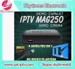 Buy cheap MAG 250 MAG250 IP TV BOX Media Streamer FULL HD TV from wholesalers