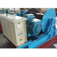 Buy cheap wire rope electric winch 4 ton for construction building from wholesalers