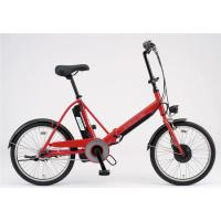Buy cheap mini folding electric bike/light weight folding electric bike/Aluminum Alloy from wholesalers