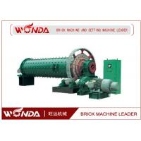 Buy cheap Fly Ash Ball Mill AAC Block Machine , Block Production Machine AC Motor 380KW from wholesalers