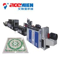 Buy cheap Easy Installation PVC Ceiling Panel Making Machine Customized Length Thickness from wholesalers