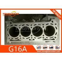 Buy cheap Engine Cylinder Block For SUZUKI Vitara G16A  Aluminium Material SUZUKI G13A Cylinder Block product