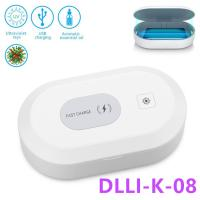 Buy cheap Phone Disinfection 6UVC 15W Wireless Sterilization Box from wholesalers