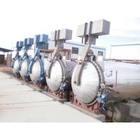 Buy cheap Industrial Concrete Autoclave Ø 3.2m / AAC Block Plant To Aerated Concrete Block from wholesalers