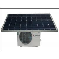 Buy cheap High Efficiency Solar Air Conditioner , On Grid Solar Panel Air Conditioner from wholesalers
