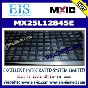 Buy cheap MX25L12845E - MXIC - 128M-BIT [x 1/x 2/x 4] CMOS MXSMIO (SERIAL MULTI I/O) FLASH MEMORY product
