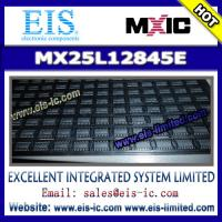 Buy cheap MX25L12845E - MXIC - 128M-BIT [x 1/x 2/x 4] CMOS MXSMIO (SERIAL MULTI I/O) FLASH MEMORY product