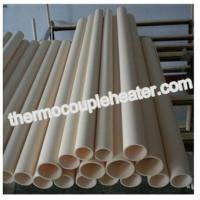 Buy cheap Long Life Thermocouple Componentsalsint 99.7 % Alumina Ceramic Tube from wholesalers