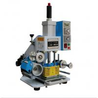 Buy cheap plateless hot foil stamping machine from Upart Equipment from wholesalers