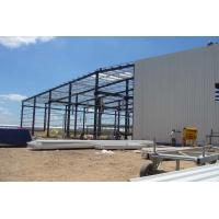 Buy cheap steel prefabricated building structure warehouse/workshop/factory in China from wholesalers