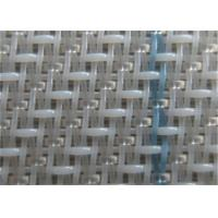 Buy cheap Single Layer Paper Machine Clothing Polyester Forming Fabric Lightweight from wholesalers