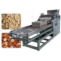 Buy cheap Commercial Nut Cutter Machine , Electric Nut Chopping Machine 2700*1000*1350 Mm from wholesalers