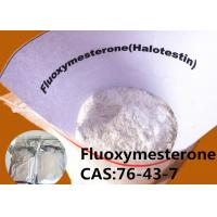 Halotestin Fluoxymesterone Raw Steroid Powder Androgen Natural Testosterone Supplements