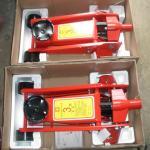 Buy cheap China Coal 3T Floor Hydraulic Jack horizontal hydraulic trolleyjack from wholesalers