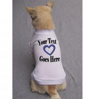 Buy cheap 3 Colors Cotton Pet Dog Polo Shirt Shining Stars Shirt Size XS S M L from wholesalers
