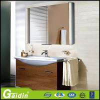 Buy cheap contemporary bathroom cabinet with mirror from wholesalers