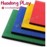 Buy cheap Nontoxic Playground Floor Mats Long Service Life Sbr Epdm Rubber Easy To Clean from wholesalers