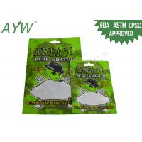 Buy cheap Small Size Zipper Emergency Medicine Bag, Smell Proof Plastic Bags For Marijuana Hemp Seeds from wholesalers
