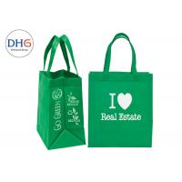 Buy cheap Vivid Non Woven Lunch Bags , Non Woven Reusable Bags Bright Color Enhanced Image from wholesalers