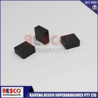 Buy cheap Resin bonded or ceramic bonded PCBN Inserts CBN Turning Inserts for Cast Iron Hardeded Steels Super Alloys from wholesalers