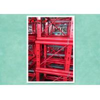 Buy cheap Custom Rack And Pinion Construction Hoist Safety VFD Control For Building Site from Wholesalers