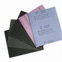 Buy cheap Sanding Papers, Lightweight and High Flexibility from wholesalers