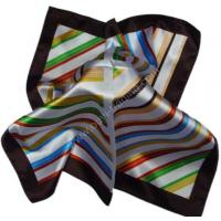 Buy cheap 100% Pure Silk Square Scarf from wholesalers
