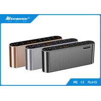 Buy cheap Metal Loudest Portable Bluetooth Speaker Lightweight With 2200mAH Battery from wholesalers