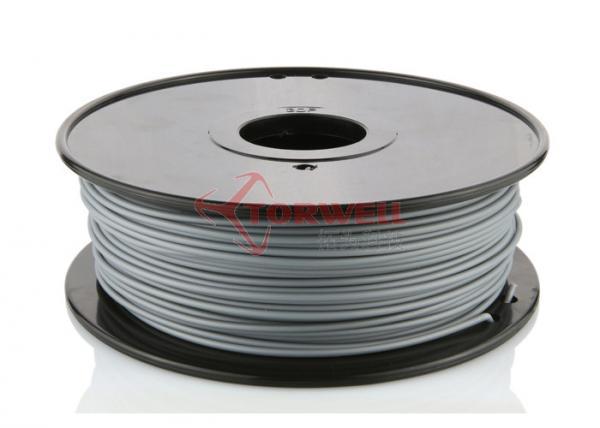 Quality PLA Plastic Filament 3D Print Material Vivid Colors , 1.75M / 3MM Filament Spool for sale