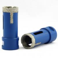 Buy cheap Complicated Shape Diamond Core Drill Bit Environment Friendly For Engineered Stone from wholesalers