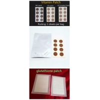 Buy cheap OEM offered factory direct skin whitening glutathione patch from wholesalers