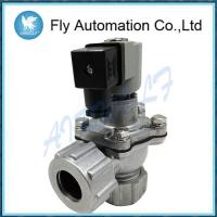 Buy cheap 3/4 Aluminium Alloy Dust Collector Valve Pulse Jet Solenoid Valve 304 SS Spring from wholesalers