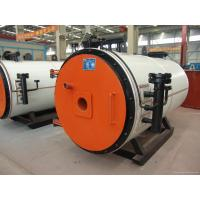Buy cheap YY(Q)W-240KW type horizontal oil(gas) fired thermic fluid heater from wholesalers