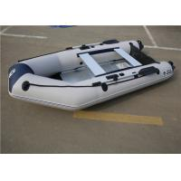 Buy cheap Drifting White Inflatable Kayak Boat with Air Deck /Aluminum Boat Floor from wholesalers
