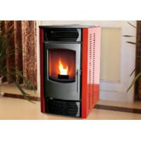 Professional Compact Pellet Stove Freestanding , Wood Pellet Burning Stoves