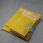 Buy cheap Custom gold yellow mailer  13cm*21cm  20cm*25cm Kraft bubble padded mailer from wholesalers