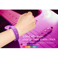 Buy cheap Electronic Sleep Monitor 24h Temperature Measuring Bracelet from wholesalers