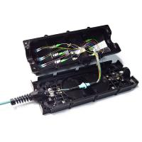 Buy cheap IP68 FTTX Fiber Optic Cable Termination Box With Waterproof Mini SC Connector from wholesalers