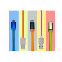 Buy cheap high quality rugged braided Micor USB cord with Aluminium Alloy Plug from wholesalers