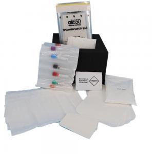 Buy cheap 95kPa Specimen Transport Bags / 95 KPa Pressure Bag Qualified For Air Transport product