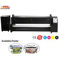 Buy cheap Dye Sublimation Heater 1440 DPI For Epson Head Textile Fabric Printer from wholesalers