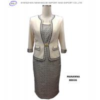 Buy cheap lady formal dress suit church suits,OEM suits for women from wholesalers