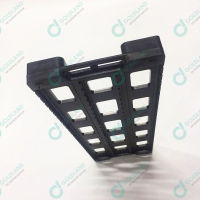 Buy cheap ESD Anti Static PCB Loader Unloader H Type Plastic PCB Tray Storage Rack from wholesalers