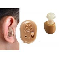 Buy cheap In The Ear Wireless Hearing Amplifier Volume Tone Adjustable 500Hz-4500 Hz from wholesalers