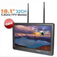 "Buy cheap 10.1"" Monitor for DJI Phantom 2 Quadcopter and Features with 5.8GHz 32CH Dual AV Receiver from wholesalers"