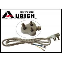Buy cheap South Africa India Three Prong Electrical Cord 3 Poles 3 Wires For Washer And Dryer from wholesalers