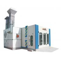 Buy cheap Anti-Flame Portable Auto Spray Booth For Automobile Baking from wholesalers