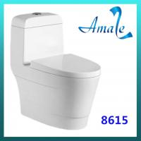 Buy cheap New design sanitary ware washdown one piece closet #8615 from wholesalers