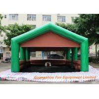 Buy cheap Rodeo Bull Games Inflatable Air Tent With Water Proof And Fire Resistance Material from wholesalers