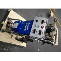 Buy cheap 380V / 220V Spray Foam Insulation Machine Reset Function 2 PCS Transfer Pump product